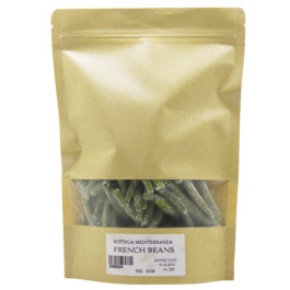 GREEN FOOD IQF FRENCH BEANS 250GR