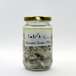 TOSI&RAGGINI MARINATED SARDINES 290GR