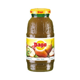 PAGO PEAR JUICE 200ML