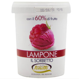 TONITTO RASPBERRY SHERBET 275GR