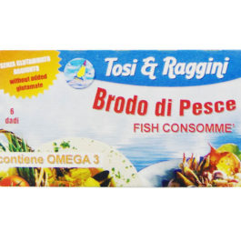 T&R FISH STOCK NO MSG 64GR