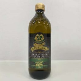 GIURLANI EXTRA VIRGIN OLIVE OIL 1LT