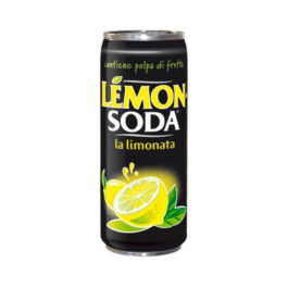 FREDEA LEMONSODA 330ML