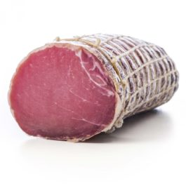 BRUGNOLO CURED PORK LOIN