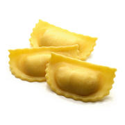 CANUTI IQF RAVIOLI WITH ATLANTIC COD FISH AND POTATO 250GR