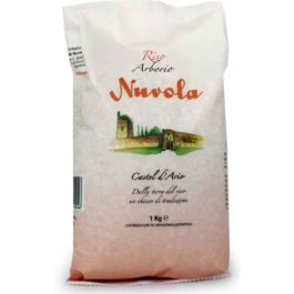 NUVOLA ARBORIO RICE FOR RISOTTO 1KG