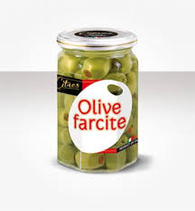 CITRES STUFFED OLIVES WITH CAPSICUM 290GR