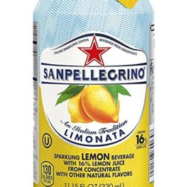SAN PELLEGRINO LEMONADE 330ML