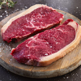 FROZEN AUSTRALIAN SIRLOIN STEAK 280GR