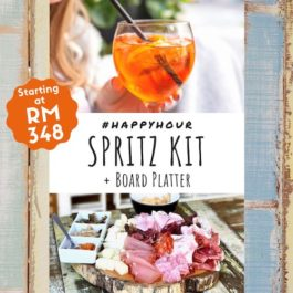 Happy Hour Spritz Kit + Board Platter
