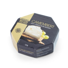 CAMEMBERT CHEESE 125GR