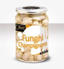 CITRES BUTTON MUSHROOMS 290GR
