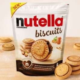NUTELLA BISCUITS 340GR