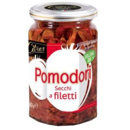 CITRES SUN DRY TOMATO FILET 290GR