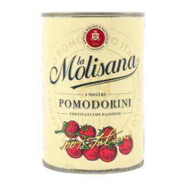LA MOLISANA CHERRY TOMATOES IN CAN 400GR