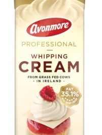 AVONMORE WHIPPING CREAM 1LT 35.1% FAT