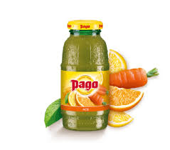 PAGO ACE(ORANGE-CARROTS-LEMON) JUICE 200ML
