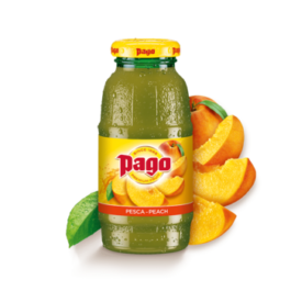 PAGO PEACH JUICE 200ML