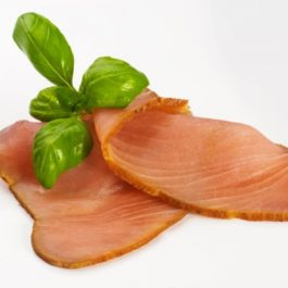 SLICED SMOKED TUNA FISH 100GR