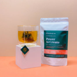 PERFECTLY TEA –  POWER TO CREATE 10 SACHET