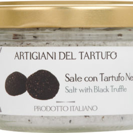COLLE DEL TARTUFO BLACK TRUFFLE SALT FLAKES 100GR