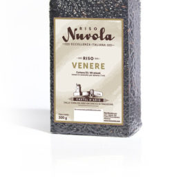 NUVOLA BLACK WILD RICE 500GR