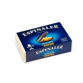 ESPINALER MUSSEL IN PICKLED SAUCE 120GR
